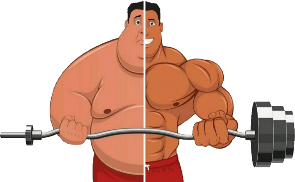 Толстяк-атлет